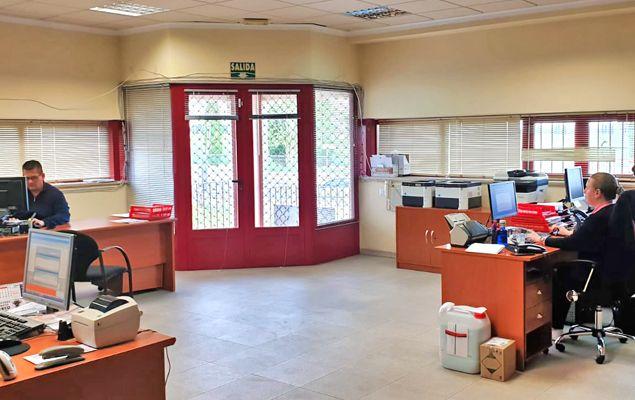 Manzanares-oficina